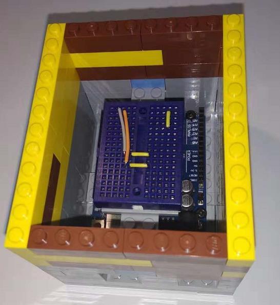 Arduino Uno乐高盒子